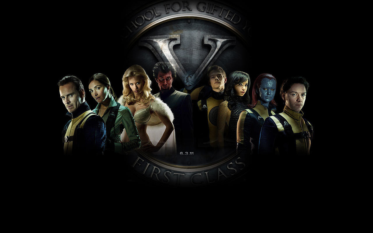 X-Men: First Class 2011 movie