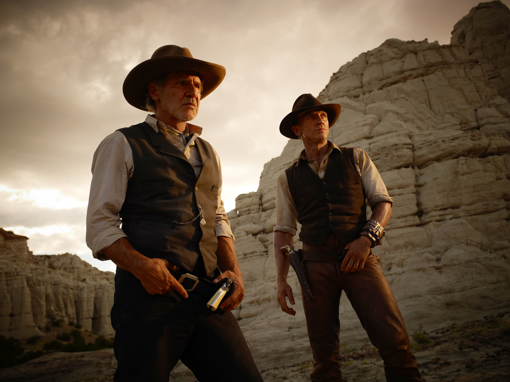 COWBOYS & ALIENS | Splatter: On FILM