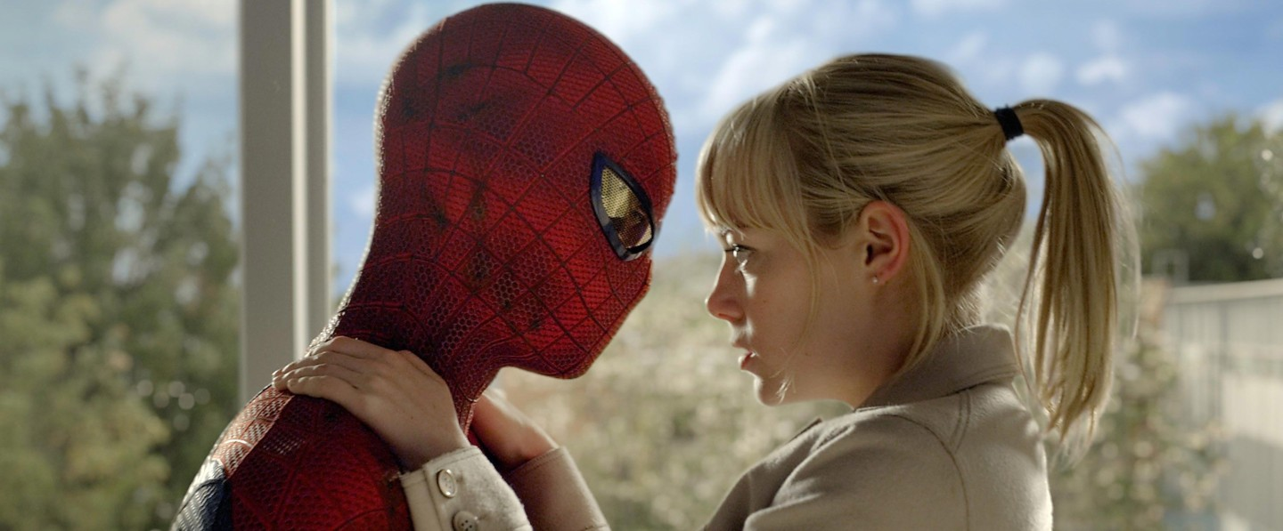 THE AMAZING SPIDERMAN (2012) movie review
