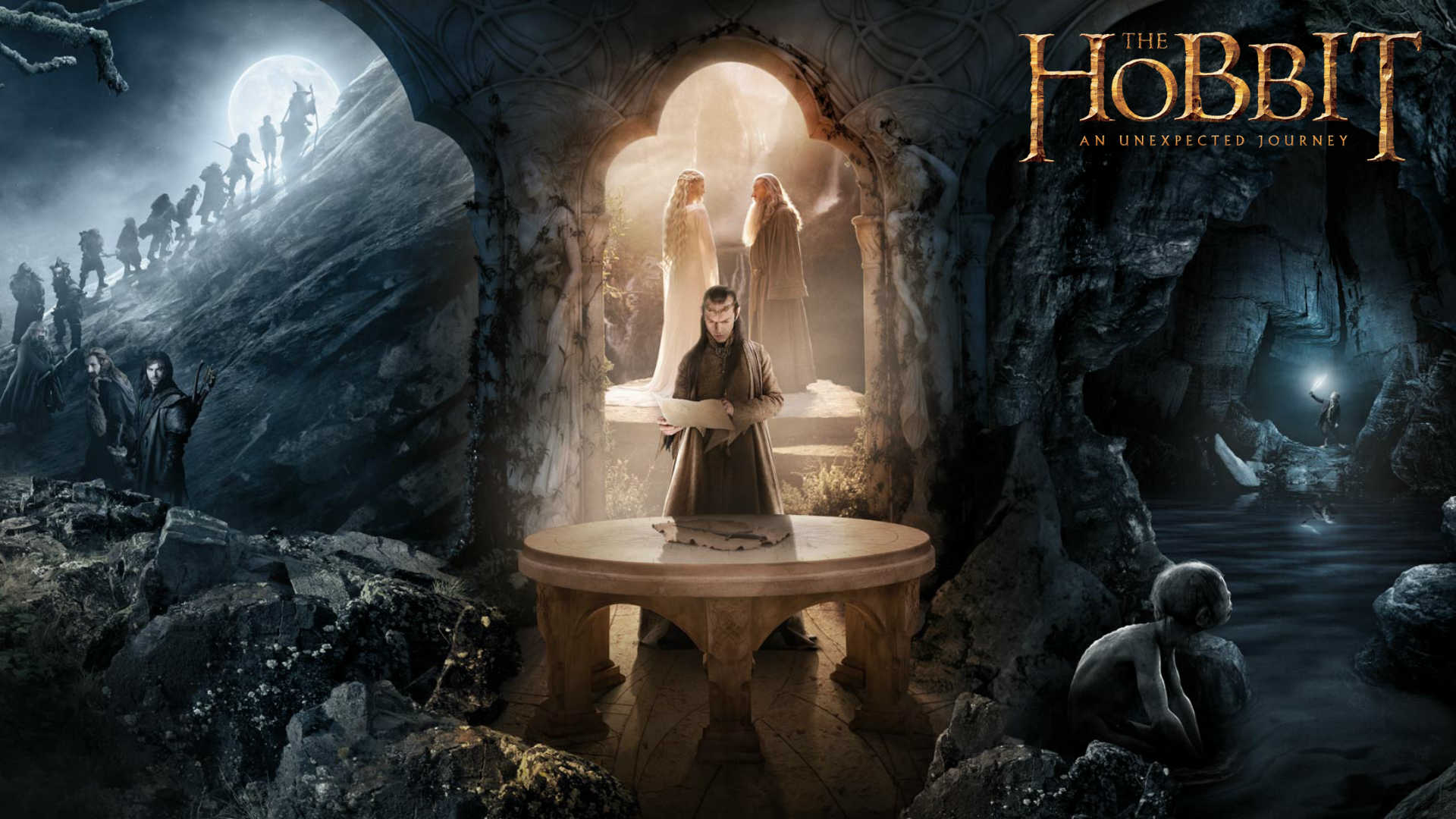 THE HOBBIT (2012) movie review | Splatter: on FILM