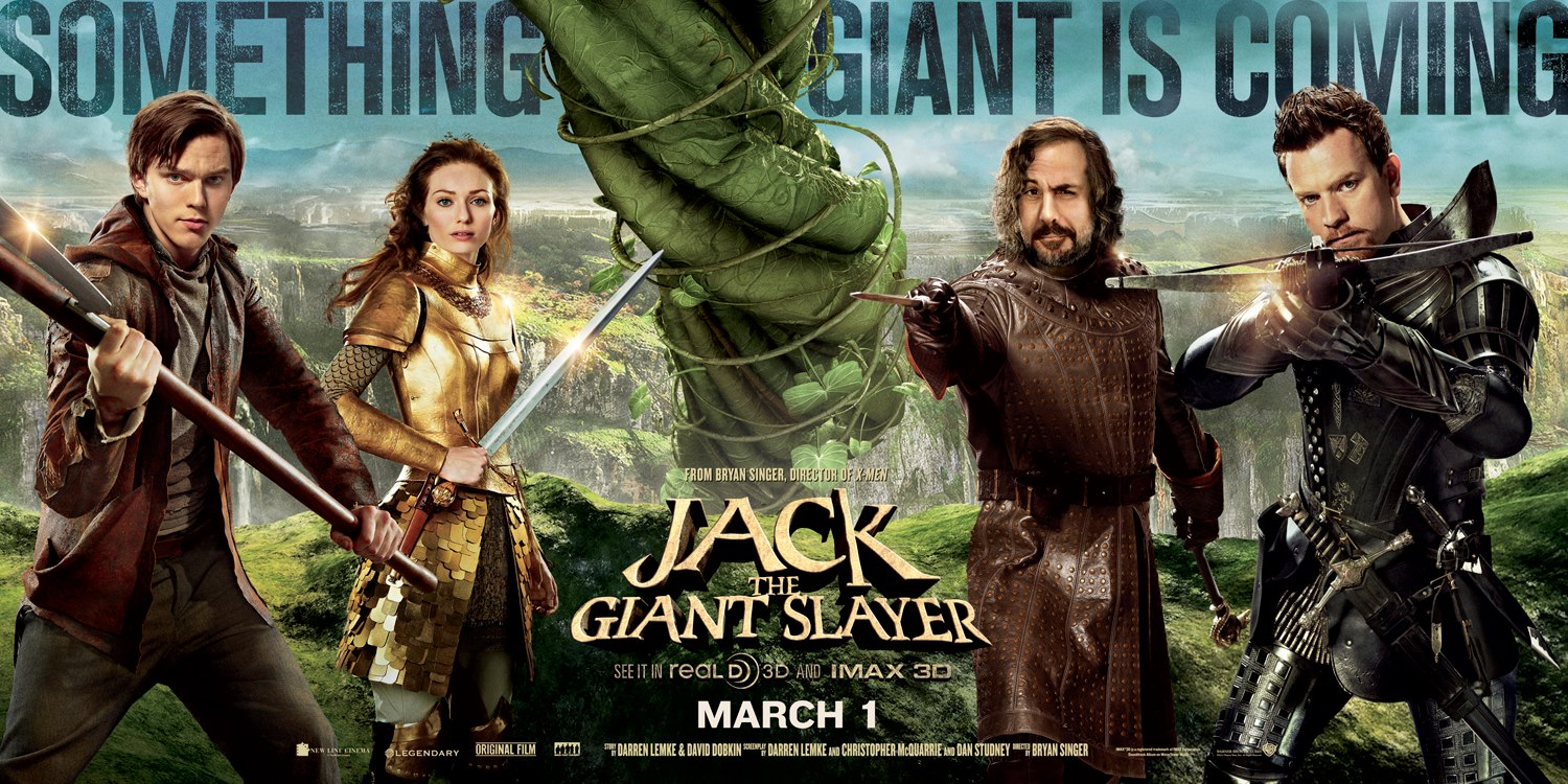 Jack the Giant Slayer 2013 movie