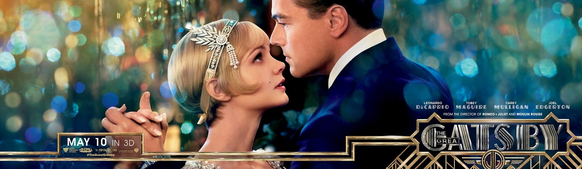 the great gatsby 2013 film critique 'the great gatsby' falls short trying to serve both the fitzgerald original and its filmmaker's aesthetic.