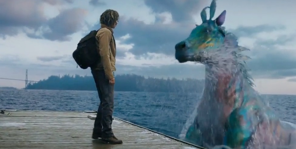 percy jackson sea of monsters Percy jackson, sea of monsters is the sequel to percy jackson, lightning thief percy is the son of poseidon, out to prove he can accomplish more than one quest .