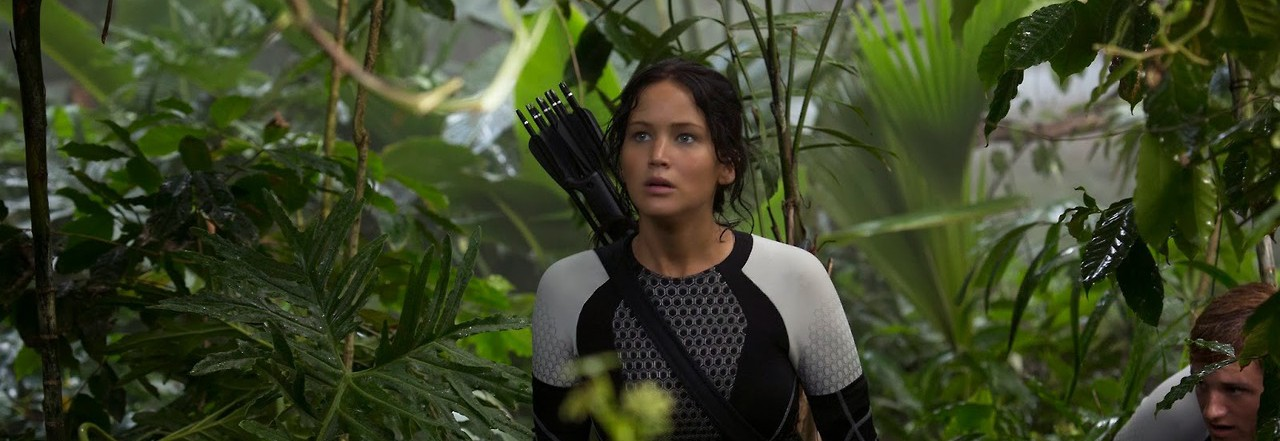 The Hunger Games Catching Fire 2013 Movie Review Splatter On Film