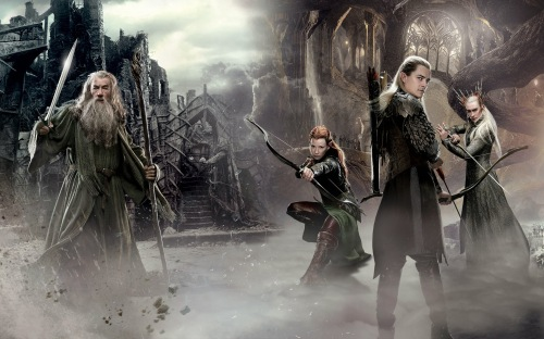 the-hobbit-2-the desolation-of smaug-2013-movie-character-gandalf-elf-legolas-wallpaper-1920x1200