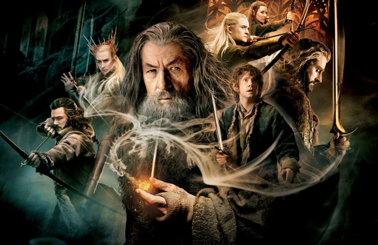 The Hobbit Desolation of Smaug Wallpaper HD