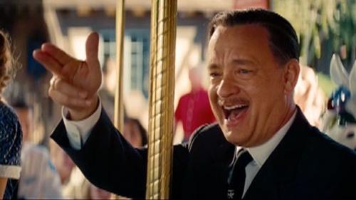 Tom Hanks in Saving Mr Banks