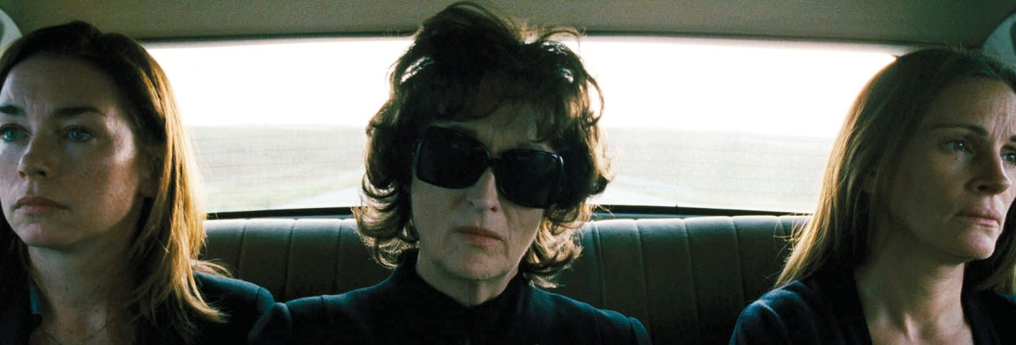 AUGUST: OSAGE COUNTY (2013) moviereview