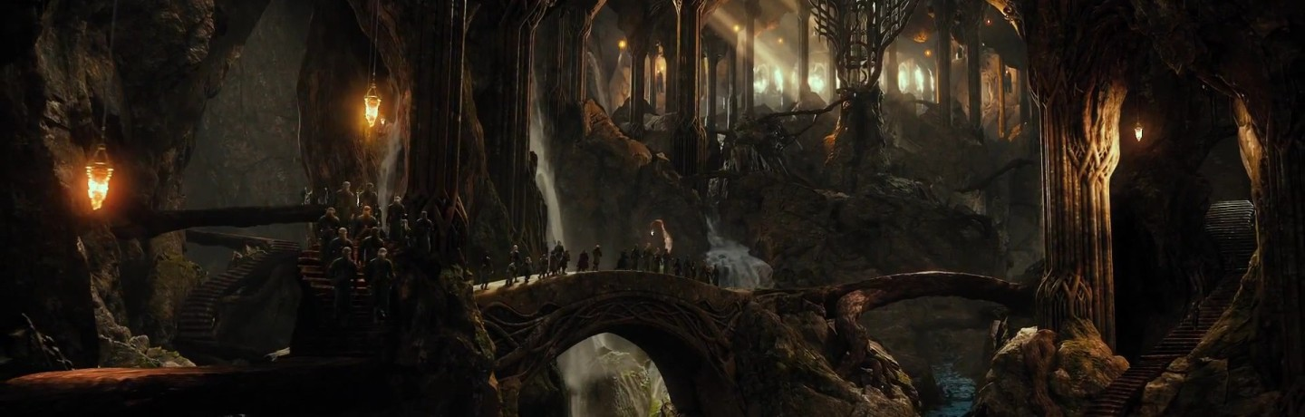 Hobbit 2 The Desolation Of Smaug 2013 Movie Review Splatter On Film