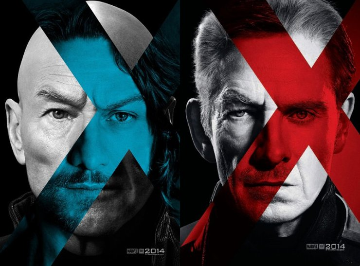two-generations-unite-in-x-men-days-of-future-past-posters