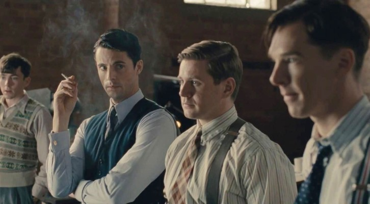The Imitation Game 2014 Movie Review Splatter On Film