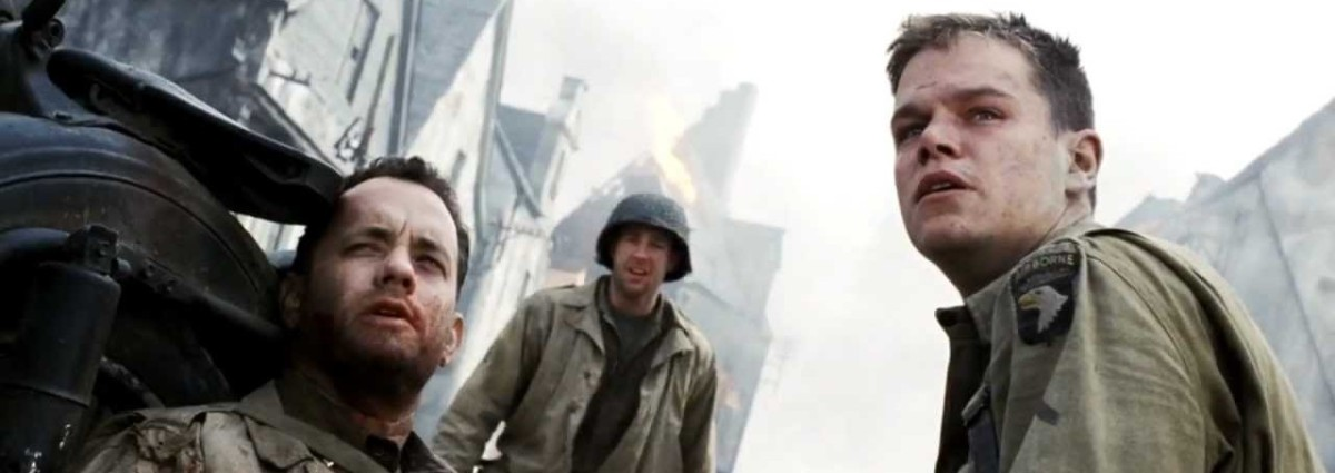 saving private ryan movie review There are movies and then there are movies and then there is steven spielberg's saving private ryan searing, heartbreaking, so intense it turns your body into a single tube of clenched muscle, this is simply the greatest war movie ever made, and one of the great american movies in one stroke, it makes everything that came b.