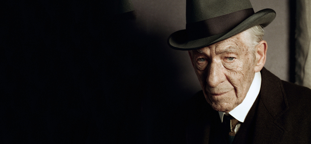 MR. HOLMES (2015) movie review