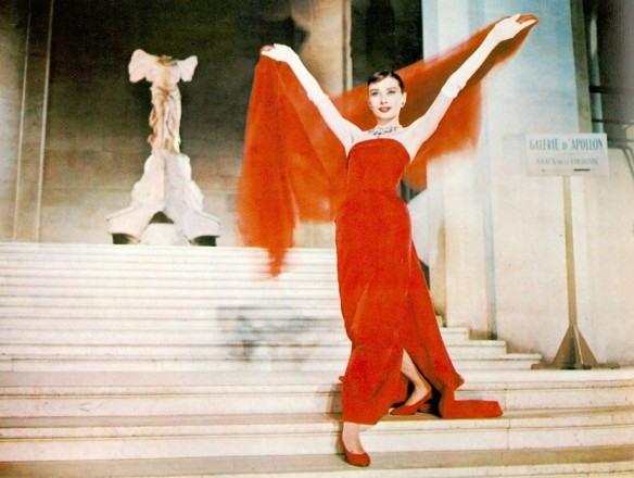 Image result for funny face 1957 review