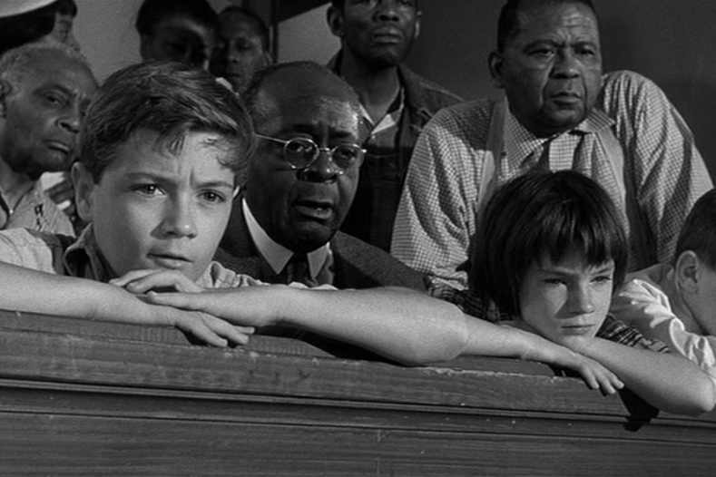 TO KILL A MOCKINGBIRD (1962) movie review