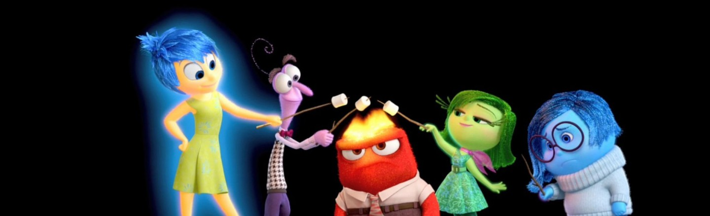 INSIDE OUT (2015) movie review