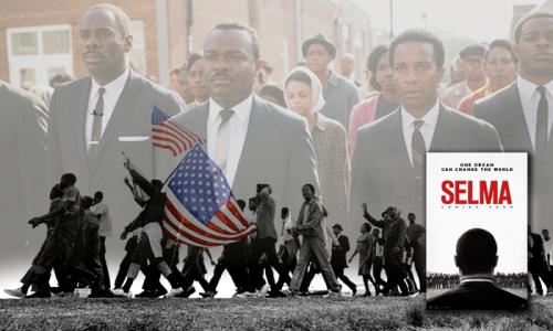 Selma Movie Poster 2015