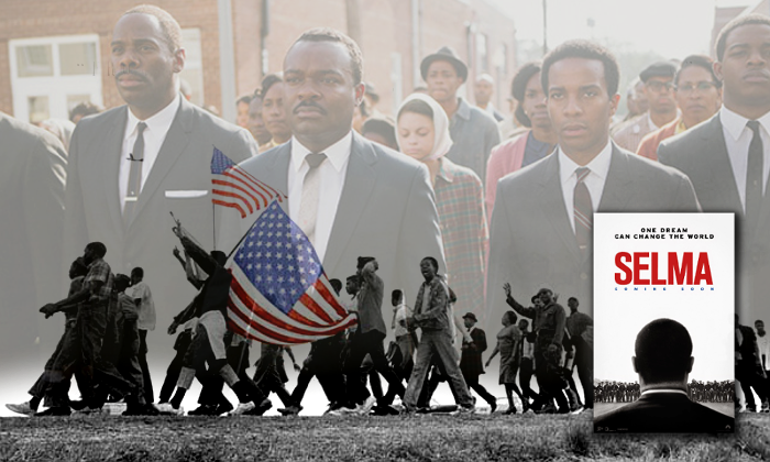 Selma Movie Poster 2015