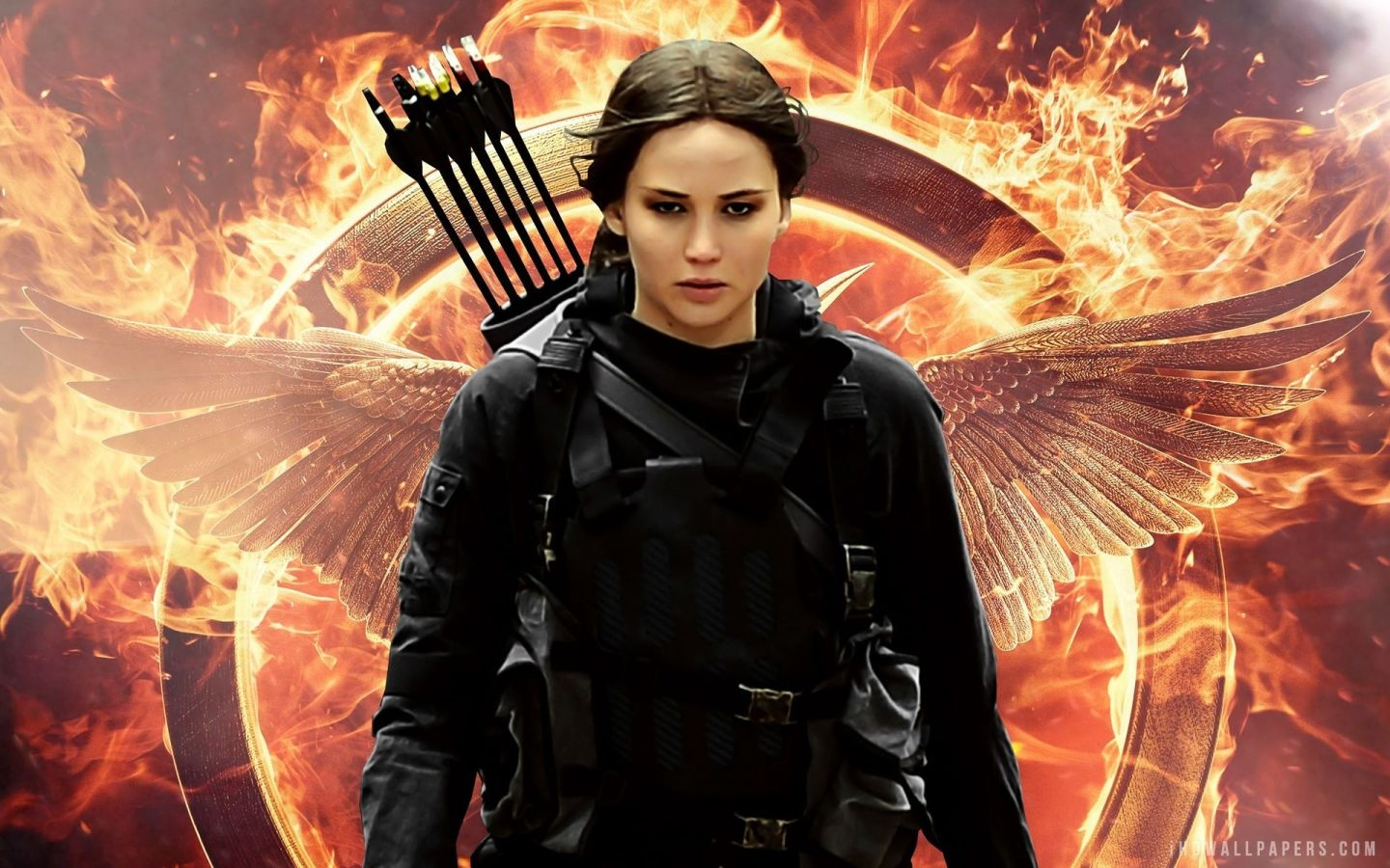 Hunger Games MOCKINGJAY Part 2 (2015) movie review