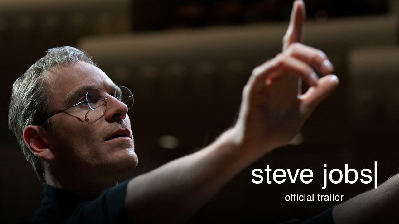 STEVE JOBS (2015) movie review