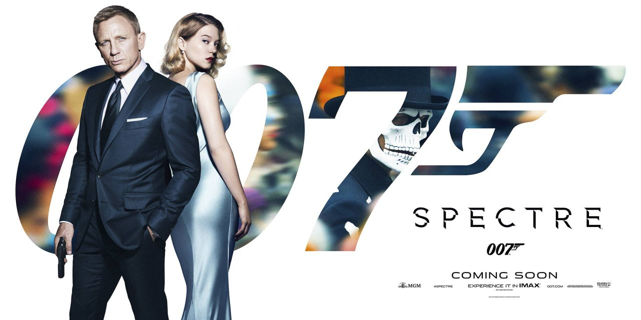 SPECTRE (2015) moviereview