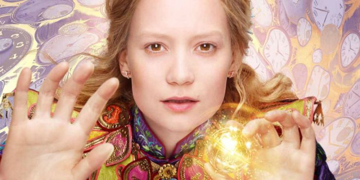 alice-through-looking-glass-character-posters