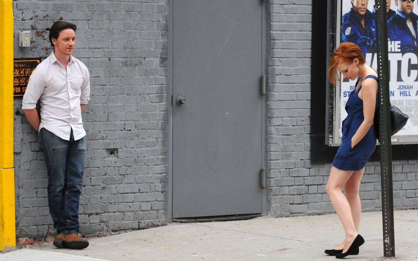 THE DISAPPEARANCE OF ELEANOR RIGBY(2014)