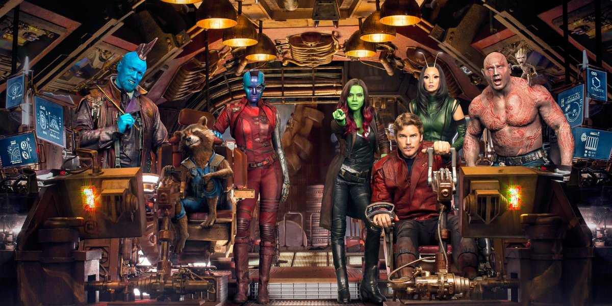 GUARDIANS OF THE GALAXY 2 (2017) movie review | Splatter ...