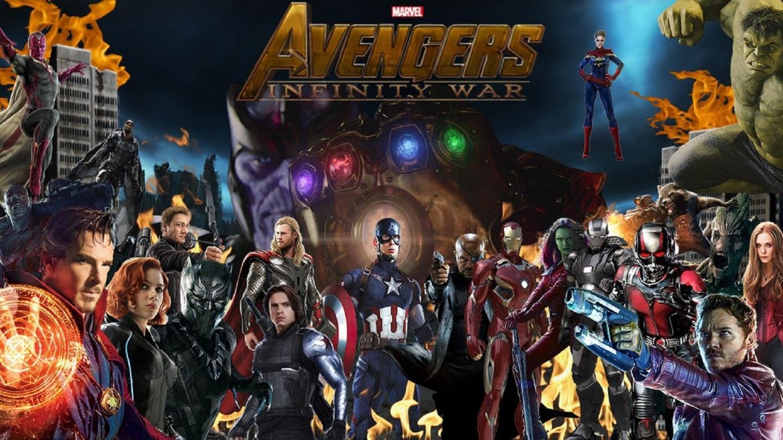 Avengers Infinity War 2018 Movie Review Splatter On Film