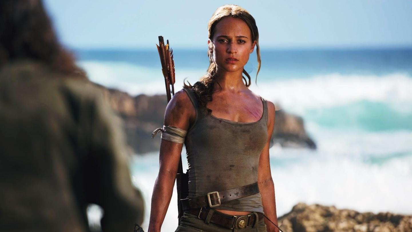 Tomb Raider 2018 Movie Review Splatter On Film